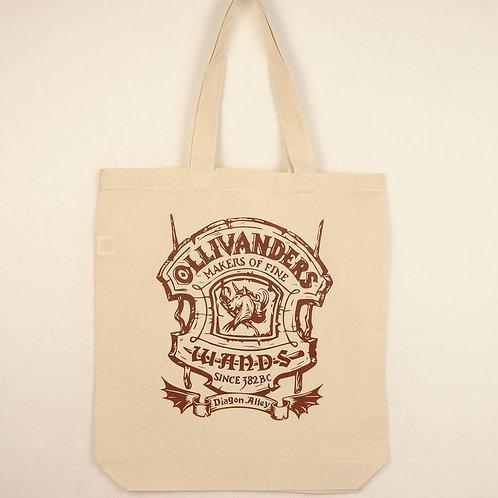 Ollivanders Wands Tote Bag