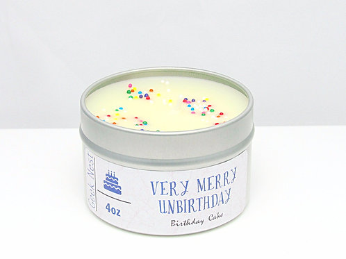 Very Merry Unbirthday - Alice in Wonderland