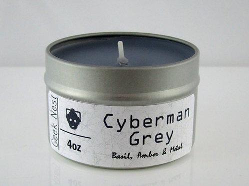 Cyberman Grey