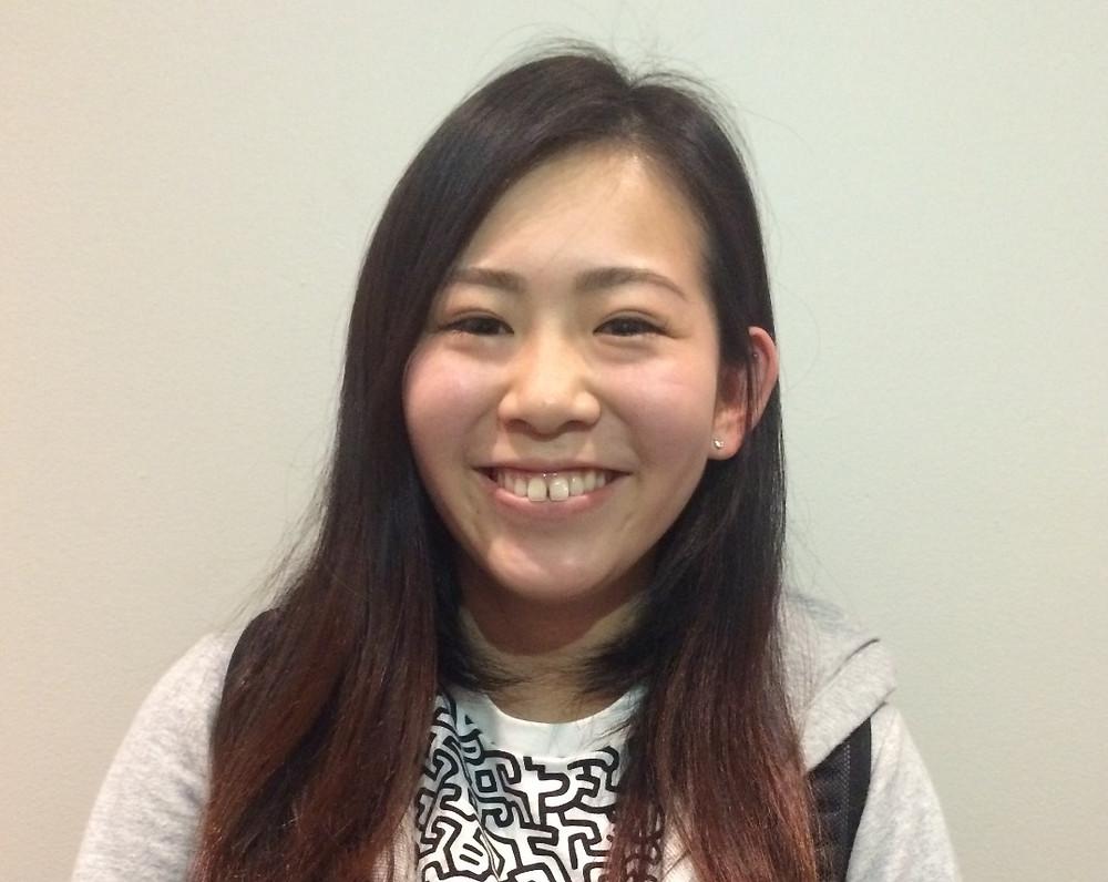 笑顔の卒業生 naruho