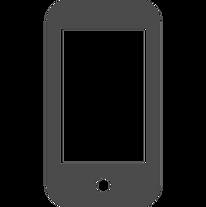 iPhone風のスマートフォンのアイコン素材.png