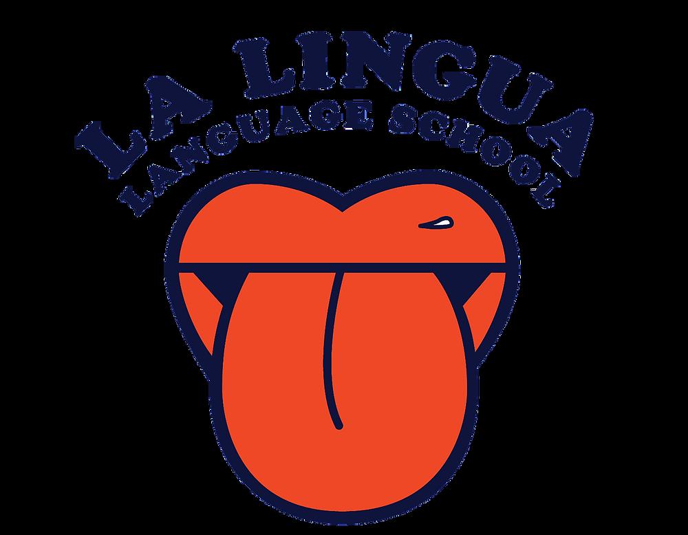 ラ・リングア ロゴマーク