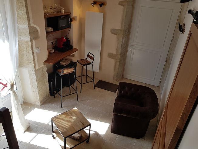salon 2 tour LA FERME DU BOIS DIEU AVALL