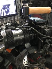 BMD Pocket Cinema Camera with Sigma EF Art lense