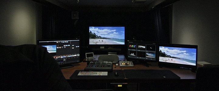 新田君の協力で完成した新装4K Finishing Suite