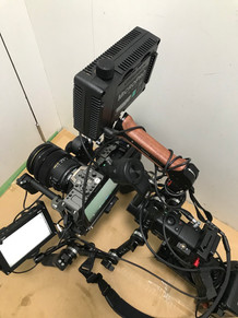 DJI Ronin-S with PCC4K, Metabones Speedbooster, Sigma 17-50mm F2.8