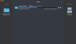Qnap Windows & Mac同時アクセス負荷テスト