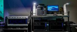 Gigabyte Workstation, Qnap TVS1282T3, TV