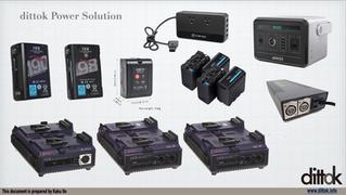 dittokが提供できる電源オプションを更新
