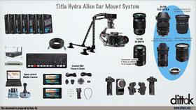 Tilta Ronin-RS2 Ecosystem Hydra Alienのdittok式構成