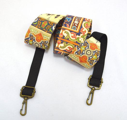 """Декоративный ремень для сумочки или клатча """"Орнамент"""""""