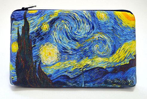 """Мини-косметичка  """"Ван Гог. Звездная ночь"""""""
