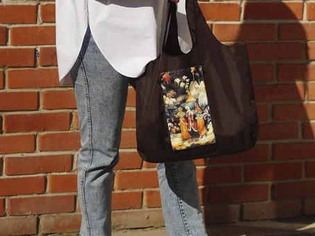 Про складные сумки-шопперы