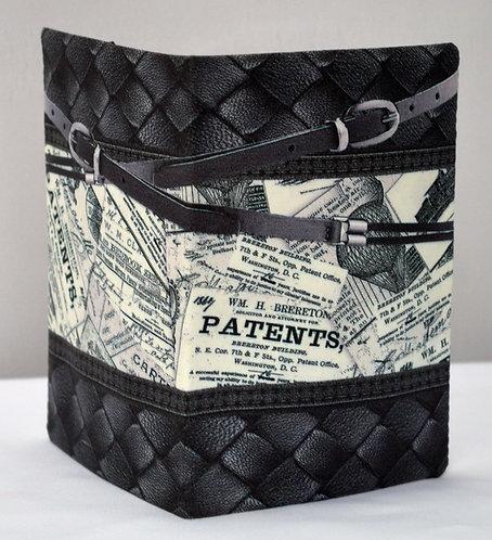 """Обложка для паспорта """"Patents"""""""