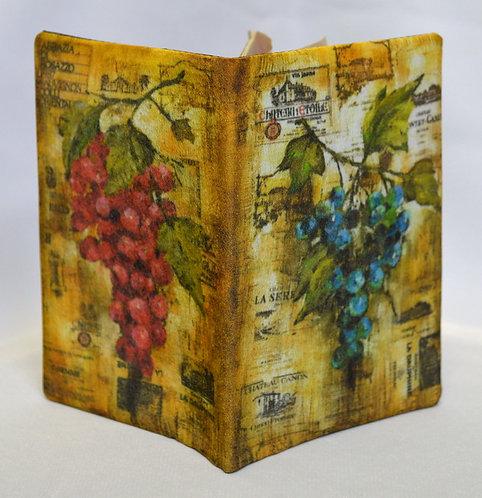"""Обложка для паспорта """"Виноградная гроздь"""""""