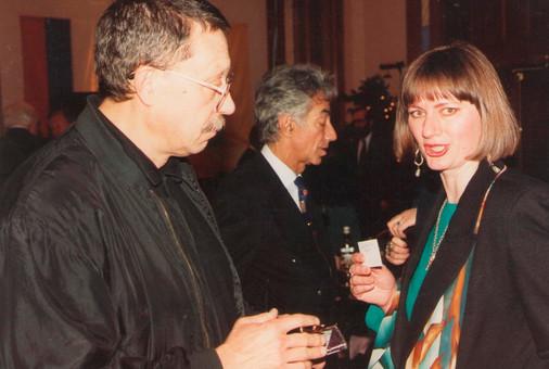 1996 Вашингтон (с Юрием Ростом и Серго М