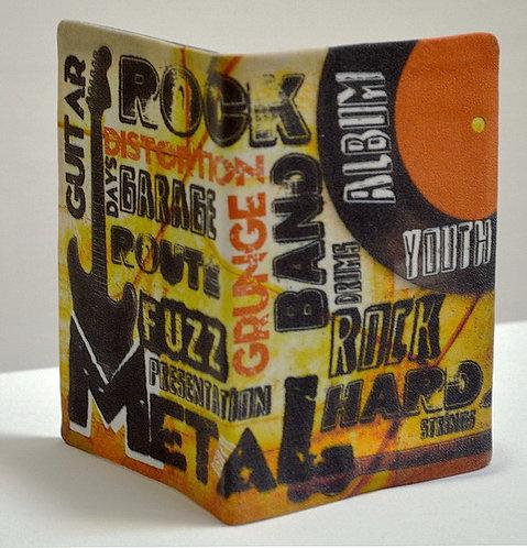 """Обложка для паспорта """"Rock"""""""