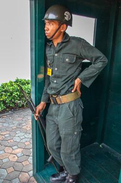 Thai Military Soldier