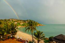 Thai Beach Rainbow