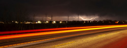 Lightning & Car Streaks