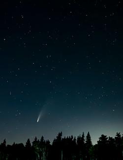 Twilight Zone (Comet Neowise)