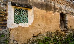 Stone House Wall