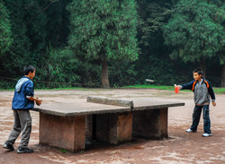 Cement Table Tennis
