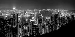 Hong Kong B & W