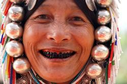 Black Teeth Villager