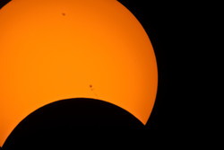 Partial Solar Eclipse 1