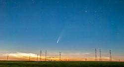 Just a Comet Away! (Comet Neowise)
