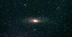 Andromeda Galaxy Small
