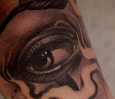 Marques Anthony Tattoo's