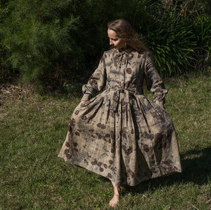 A Journey to Create 10 Zero Waste Dress Designs by Victoria Konash