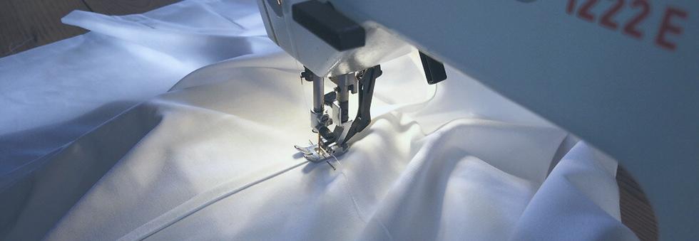 Sewing machine by Zero Waste Design Online