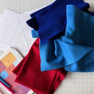 Zero Waste Varsity Jacket: The Process Behind the Pattern