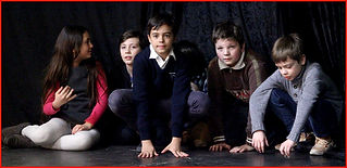 Stage de théâtre 8-12 ans - Ecole Paris Marais au Théâtre Espace Marais- 22 rue Beautreillis - 75004
