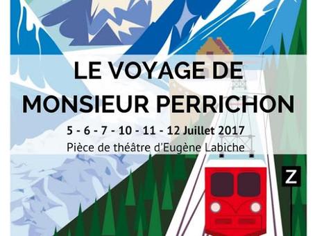 """Vivez des aventures rocambolesques avec les ateliers spectacles 2017 de l'EPM : """"Le voyage"""
