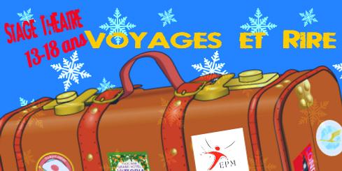 Ecole Paris Marais stage Vacances Voyages et Rires