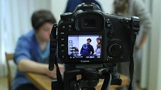 Ecole Paris Marais Stage cinéma ado : Je m'exprime dans le cadre