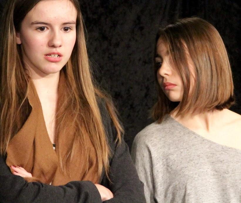cours de théâtre ado 15-18 : je mets en valeur ma personnalité...