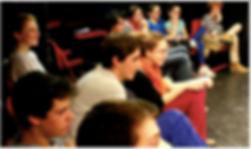 Stages de théâtre enfants, ados pour groupes Ecole Paris Marais à l'Espace Bauchat (P12) formation d'acteurs enfants, ados, adultes Stages découvertes de cours de théâtre et de cinéma -  - Ecole Paris Marais - 22 rue Beautreillis - 75004 Paris -01.48.04.09.05.57