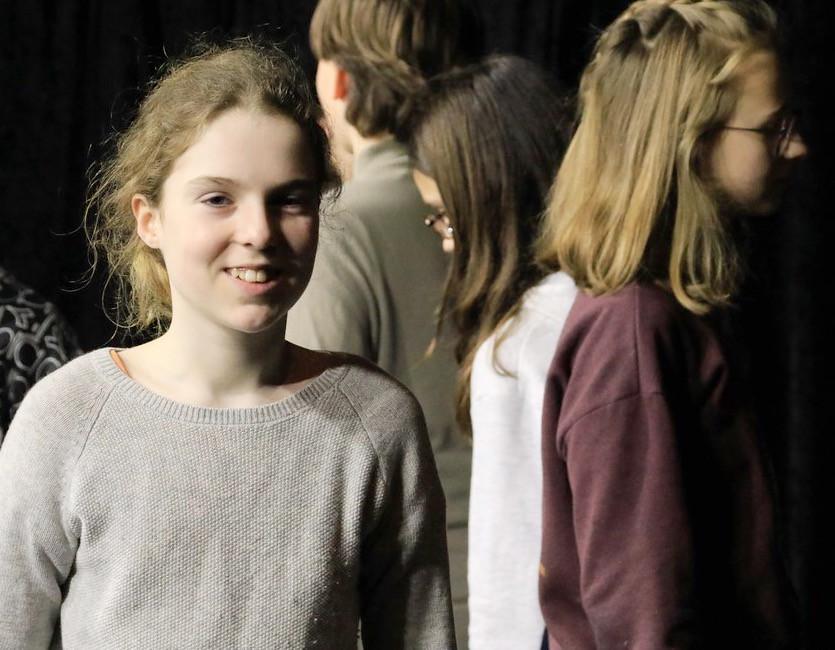 Portes Ouvertes section 12/14 Mercredi Classe 14H Ecole Paris Marais