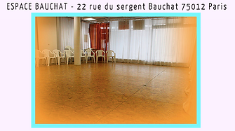 Ecole Paris Marais à l'Espace Bauchat - Cours Théâtre 8-10 ans