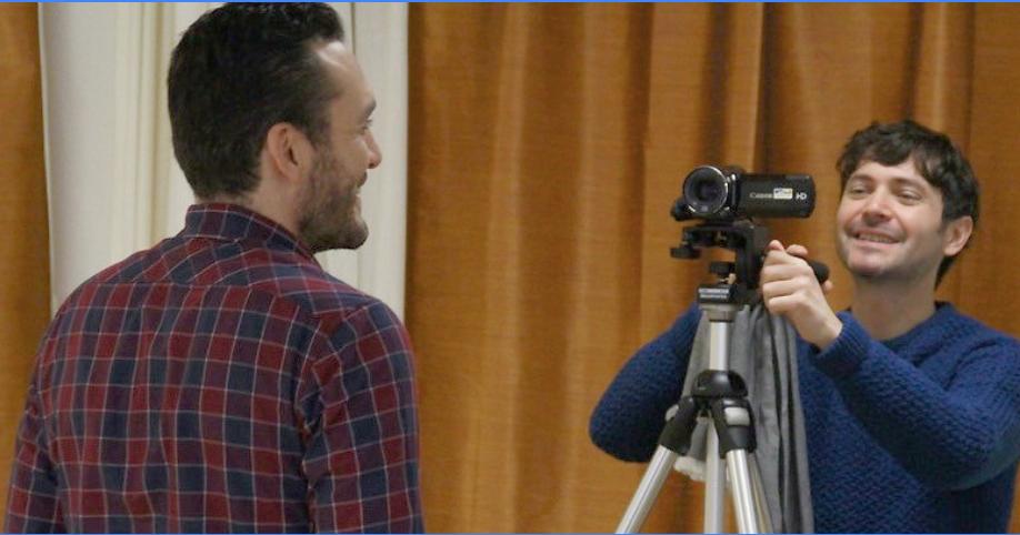 Ecole Paris Marais : Cours de l'acteur cinéma adulte :  plus je tourne plus je suis à l'aise