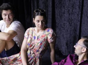 Ecole Paris Marais : Cours de l'acteur cinéma adulte : jouer les émotions du moment qui passe