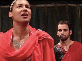 Ecole Paris Marais : cours de théâtre adulte avancé : Andromaque dans Britannicus
