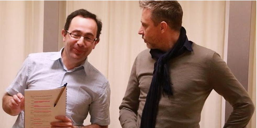 Ecole Paris Marais : cours de théâtre adulte avancé : Nous travaillons comme des pros !
