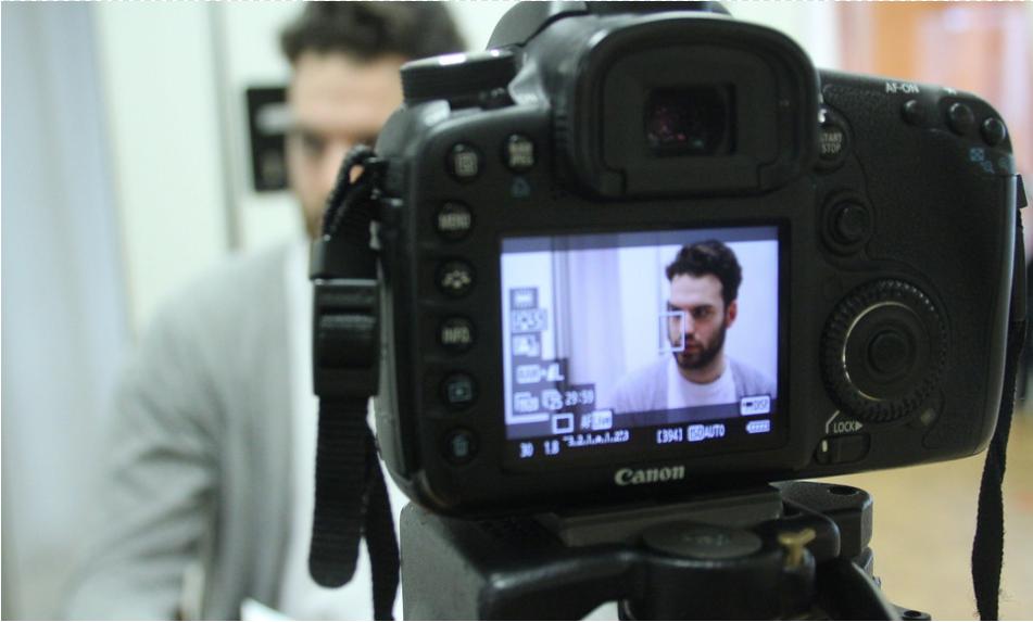 Ecole Paris Marais : Cours de l'acteur cinéma adulte : Exercices cinéma et tournages