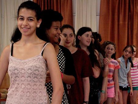 Du 26 au 30 Octobre.... 2è semaine de la Toussaint, stage Théâtre pour les ados à l'Ecole Paris